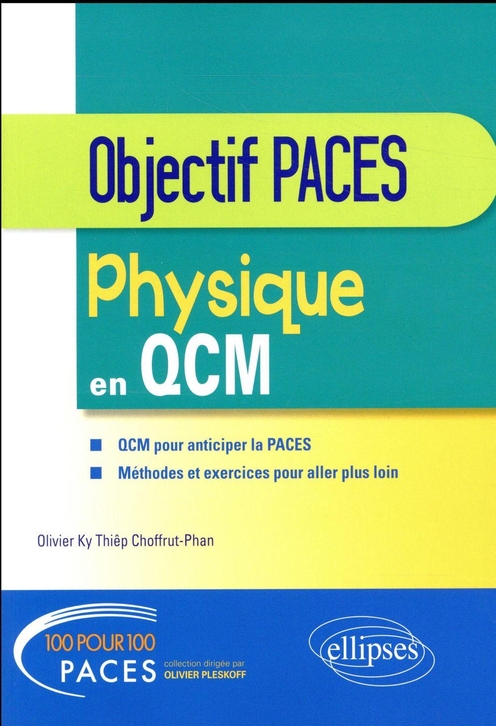 Physique en QCM