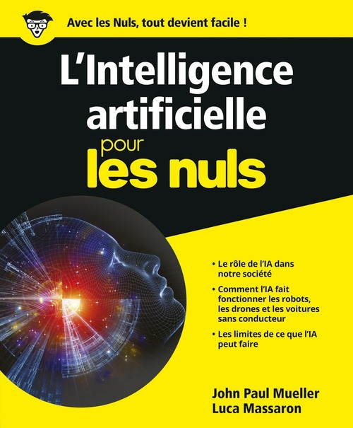 L'intelligence artificielle pour les nuls  - John Paul MUELLER