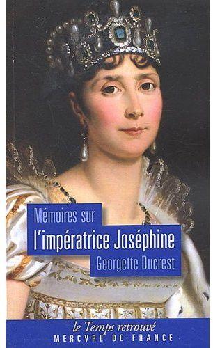 Mémoires sur l'impératrice Joséphine