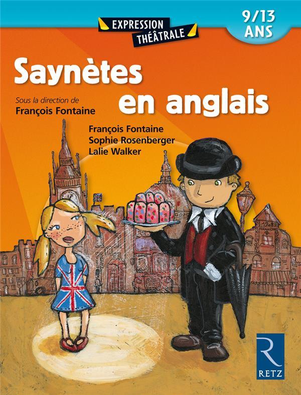 Saynetes En Anglais