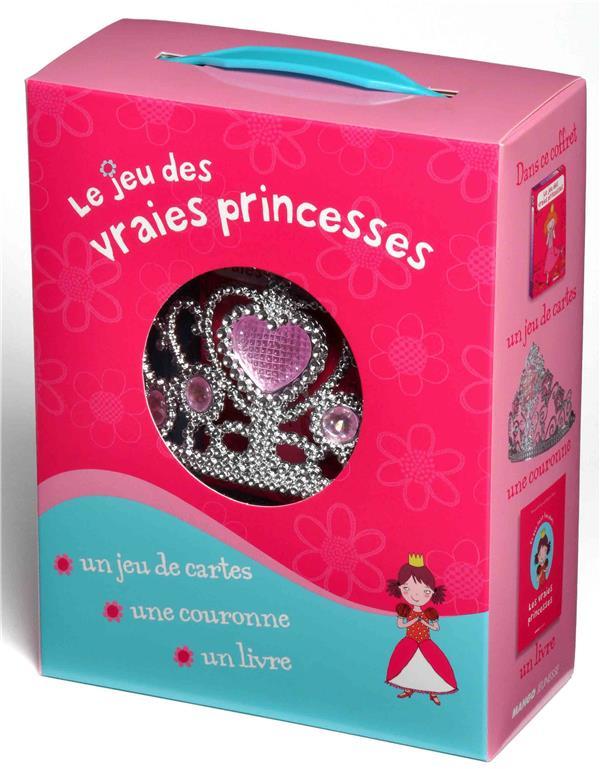 Ce que font toujours les princesses ; coffret