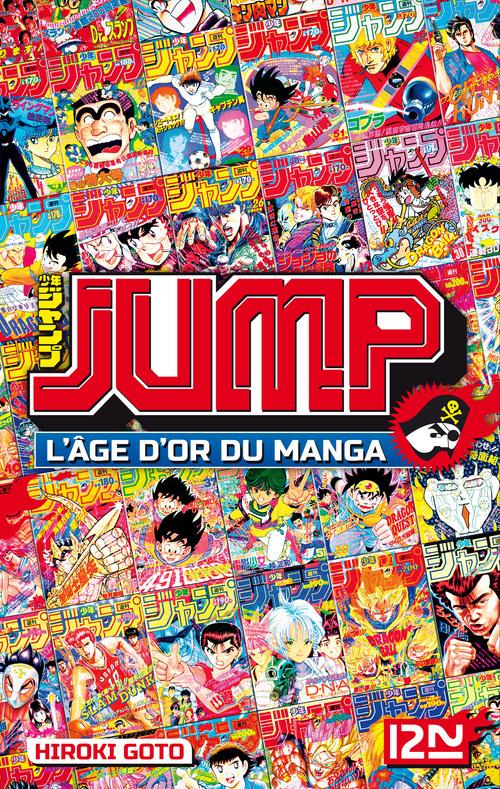 Jump ; l'âge d'or du manga
