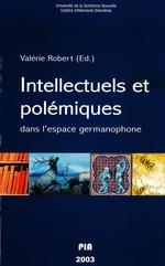 Vente Livre Numérique : Intellectuels et polémiques  - Valérie Robert