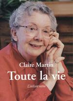 Vente EBooks : Toute la vie  - Claire Martin