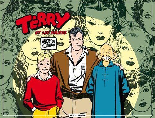 Terry et les pirates T.2 ; 1937 à 1938