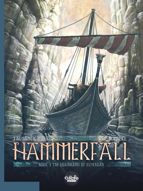 Hammerfall - Volume 3 - The Guardians of Elivagar