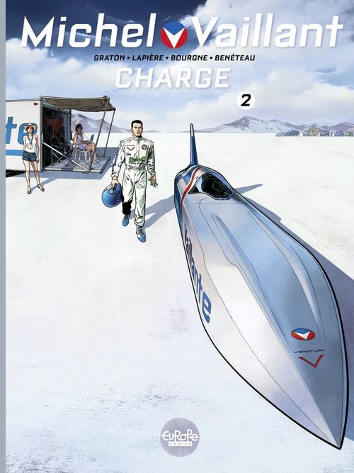 Michel Vaillant - Volume 2 - Charge