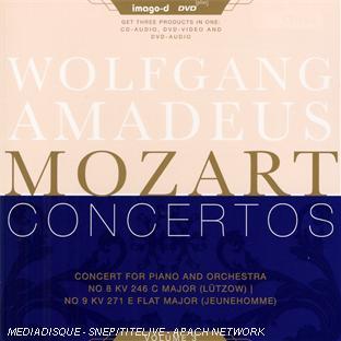 Intégrale Des Concertos /vol.3