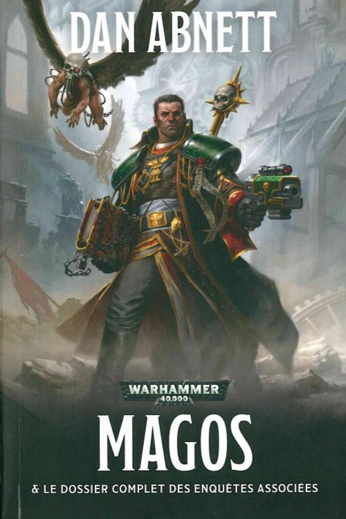 Warhammer 40.000 ; magos