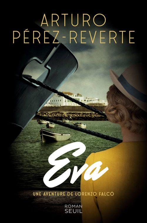 Eva ; une aventure de Lorenzo Falco