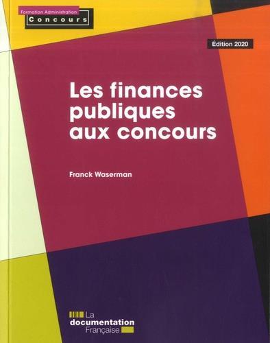 les finances publiques aux concours (édition 2020)