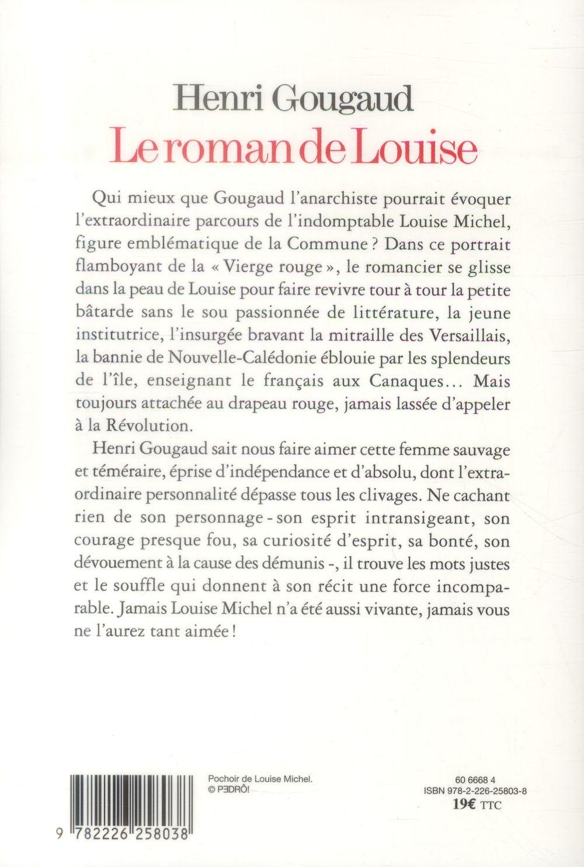 Le roman de Louise
