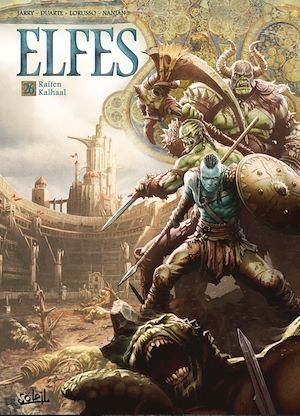 Elfes T.26 ; Raiken-Kahlaal