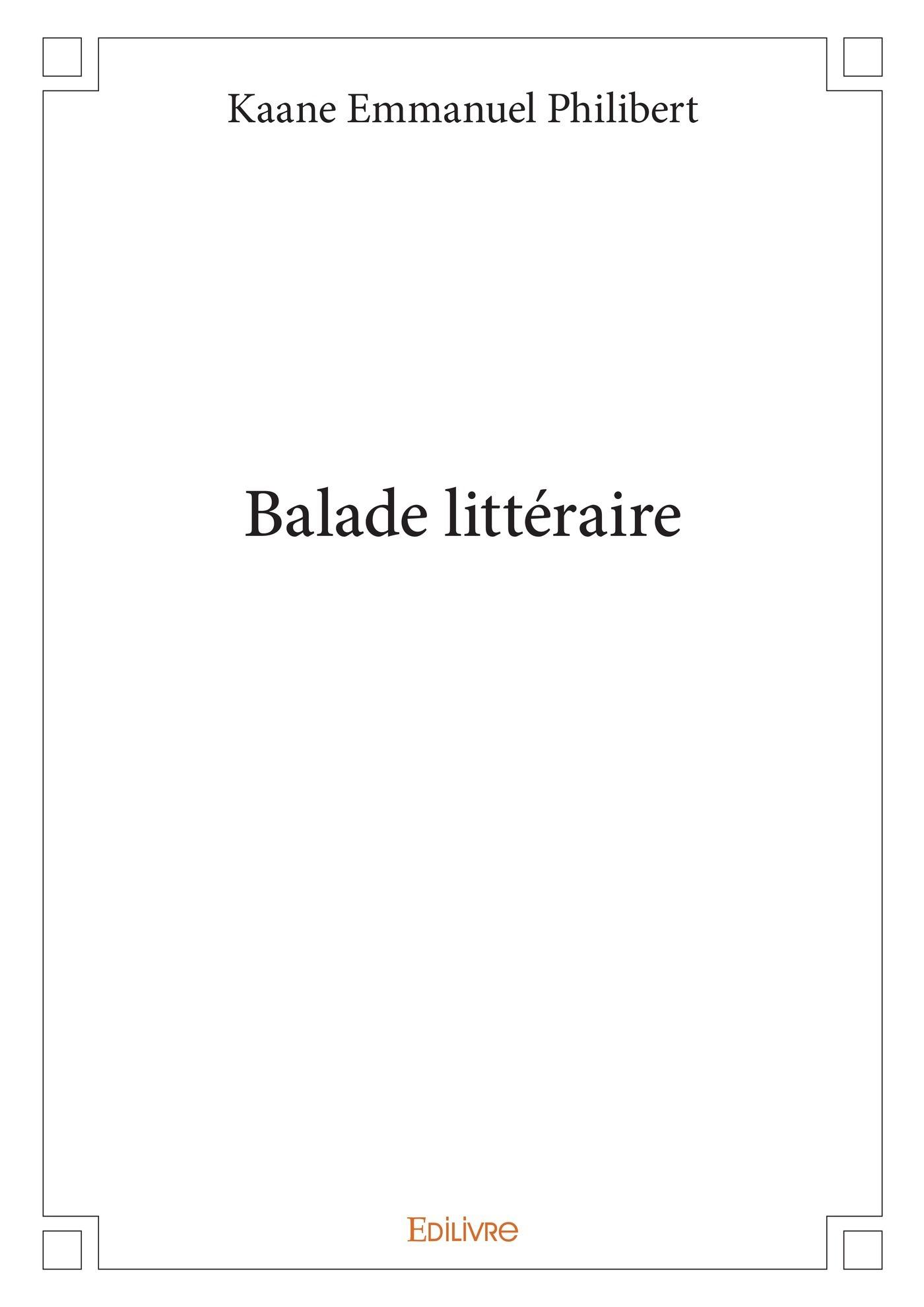 Balade litteraire