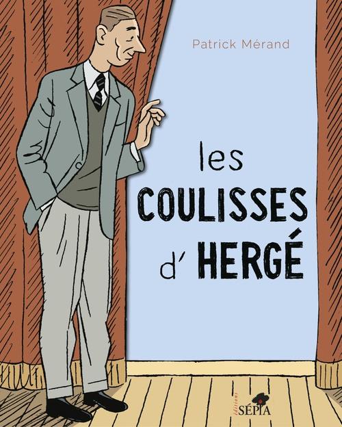Dans les coulisses d'Hergé