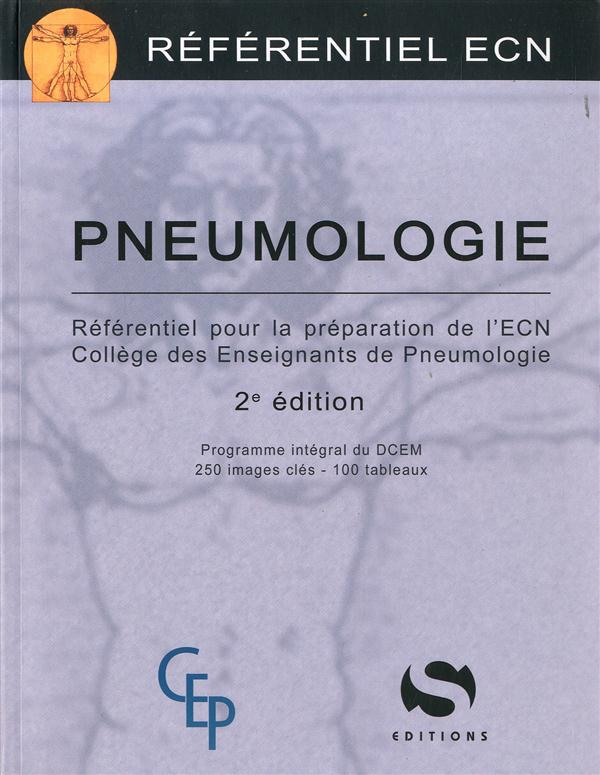 Pneumologie ref de l ecn 2eme ed