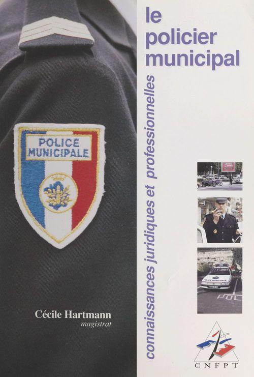 Le policier municipal