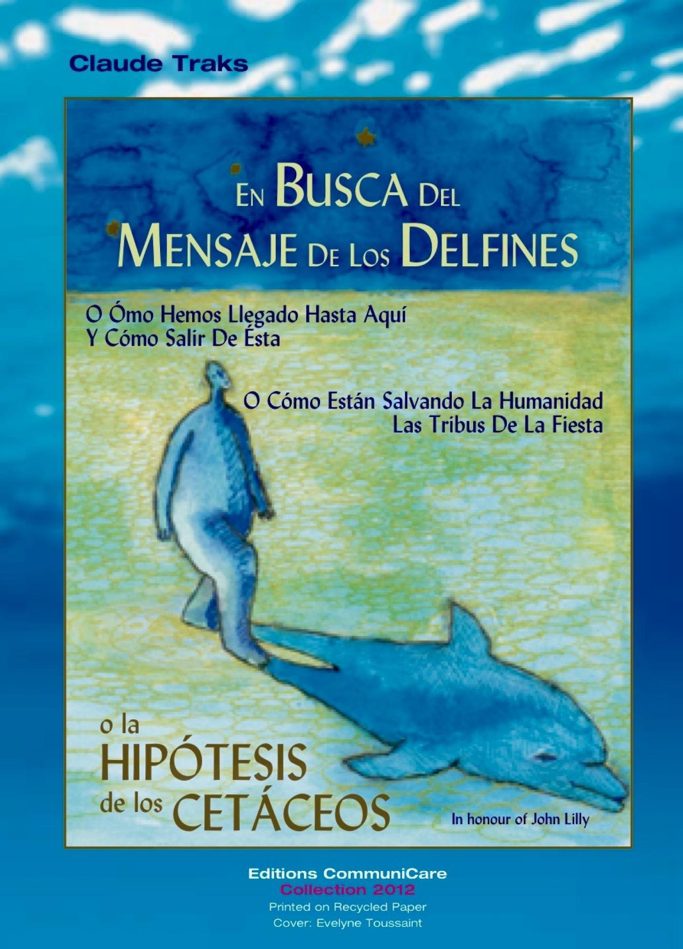 à la recherche du message des dauphins