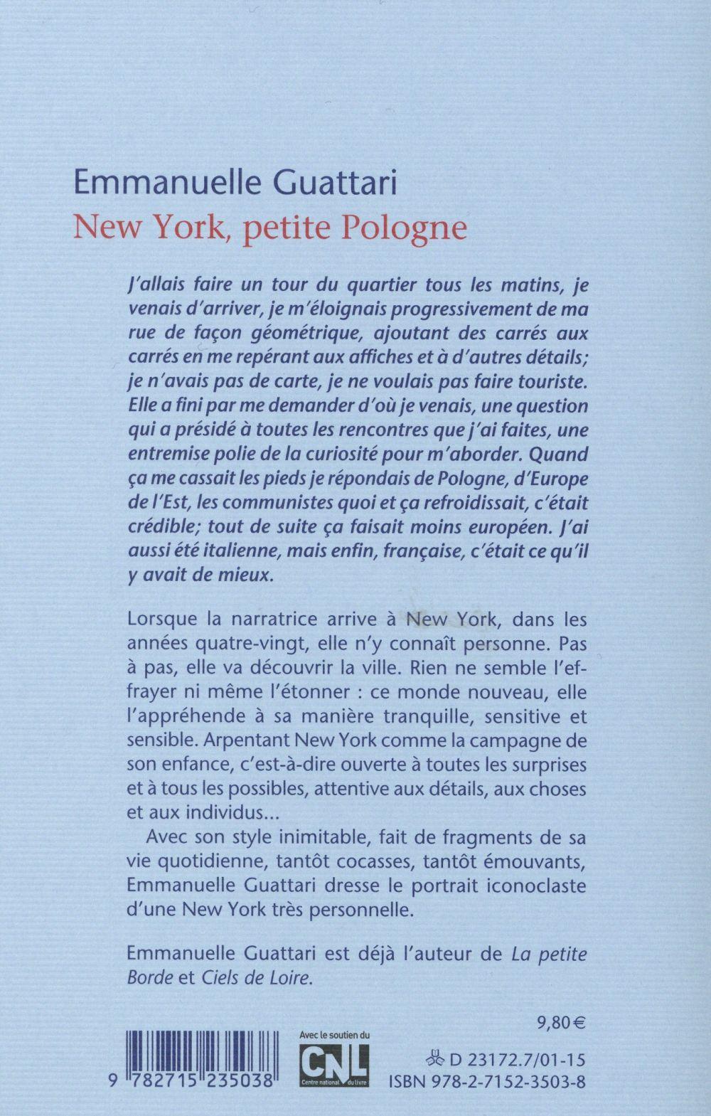 New York, petite Pologne