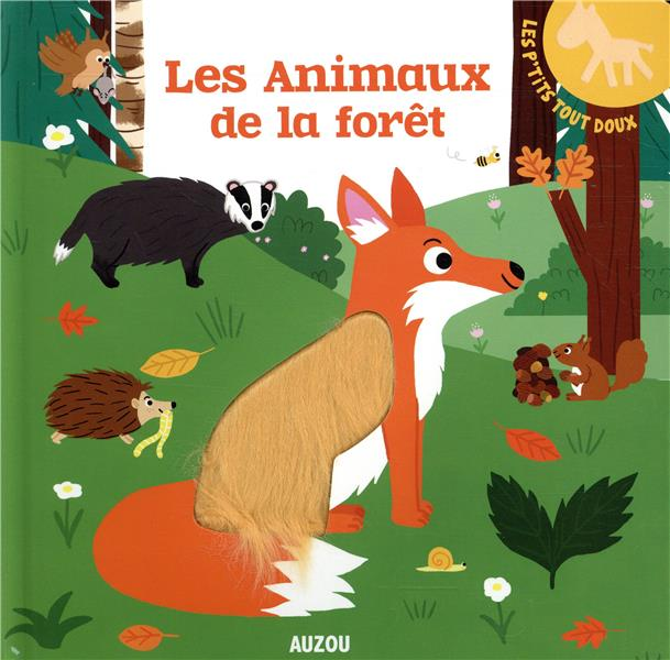 les animaux de la forêt