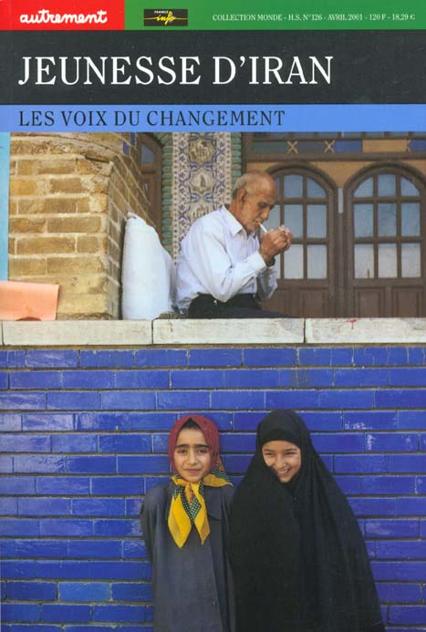 jeunesse d'iran