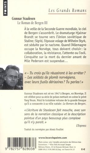 Le roman de Bergen t.3