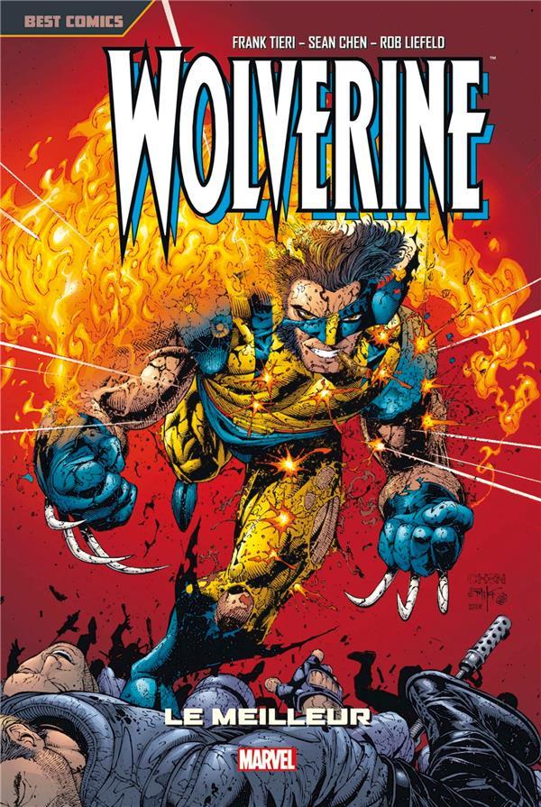 Wolverine T.2 ; le meilleur
