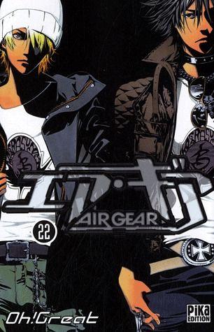 Air Gear T.22