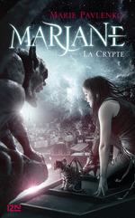 Vente Livre Numérique : Marjane - tome 1 : La Crypte  - Marie Pavlenko