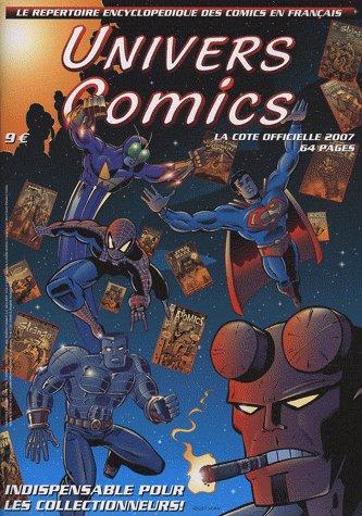 Univers comics 2007