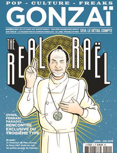 Gonzai n.15 ; the real rael