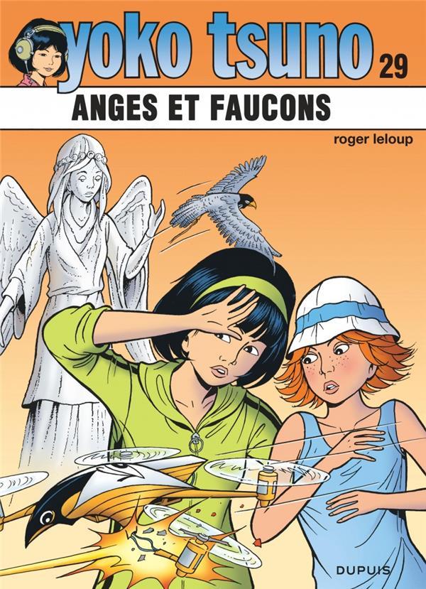 Yoko Tsuno T.29 ; anges et faucons
