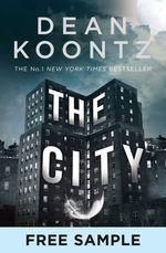 Vente Livre Numérique : The City: free sampler  - Dean Koontz