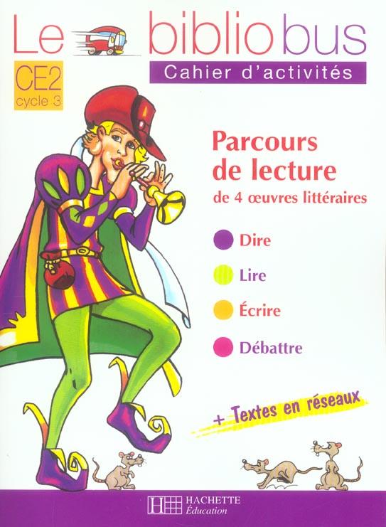 Le Bibliobus N  8 Ce2 - Le Joueur De Flute De Hamelin - Cahier D'Activites - Ed.2005