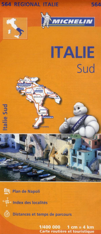 Cr 564 italie sud