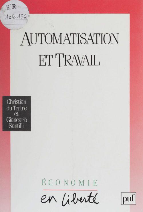 Automatisation et travail