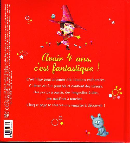 Le livre surprise de mes 4 ans