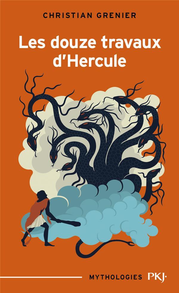 GRENIER CHRISTIAN - LES DOUZE TRAVAUX D'HERCULE