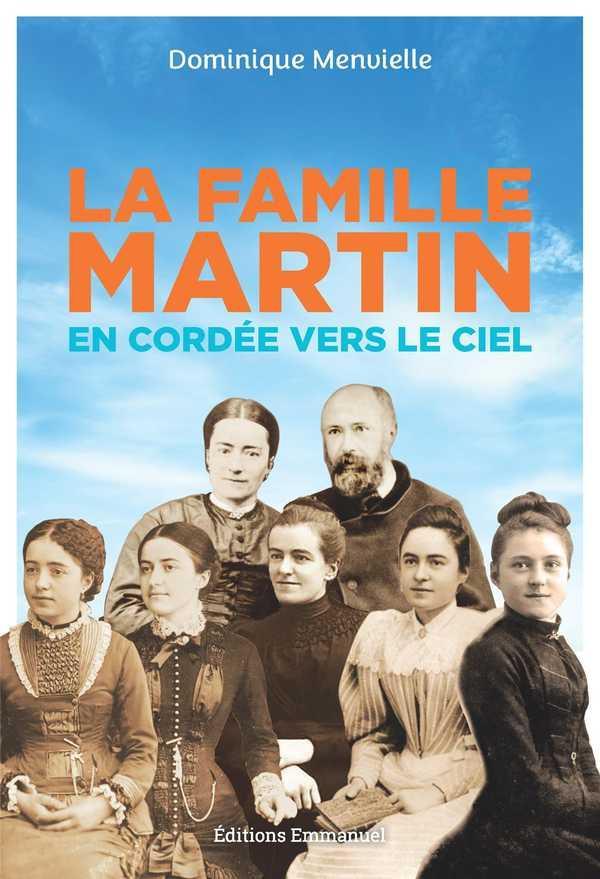 La famille Martin ; en cordée vers le ciel