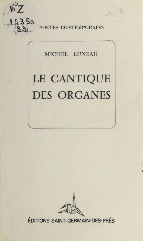 Le cantique des organes