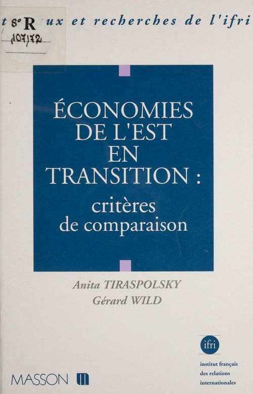 Economies de l est en transiti
