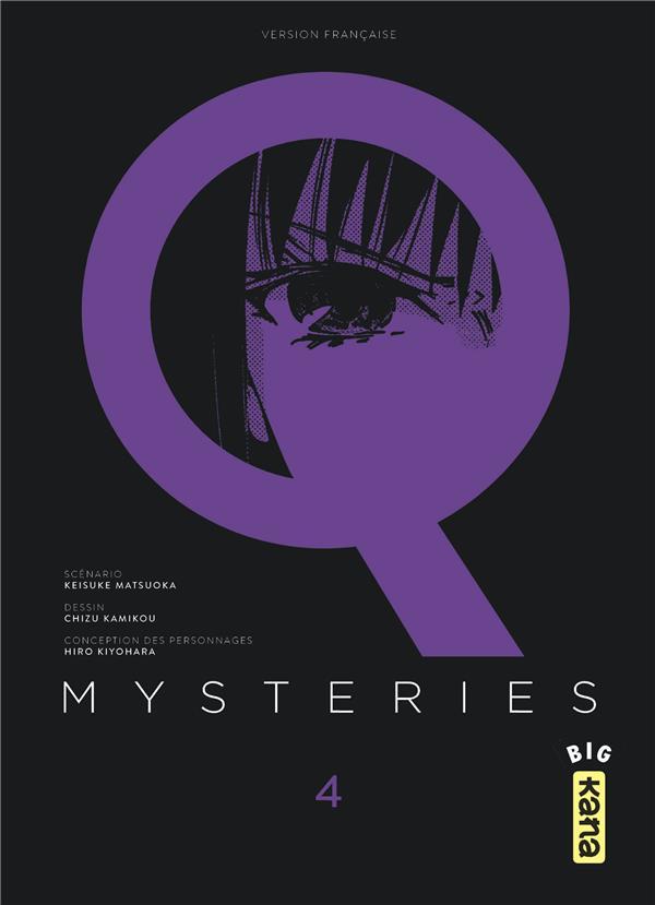 Q mysteries T.4
