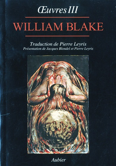 William blake, oeuvres t.3