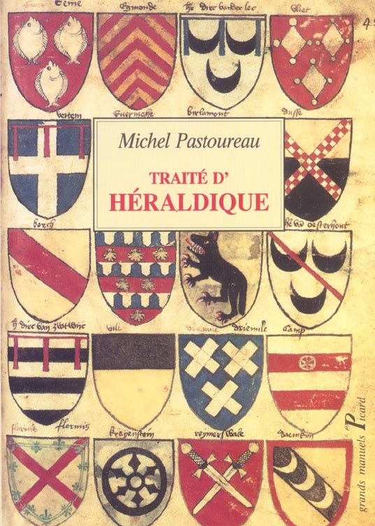 Traite d'heraldique (4e édition)