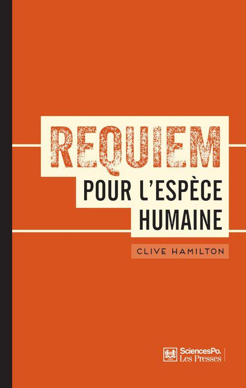 Requiem pour l'espèce humaine