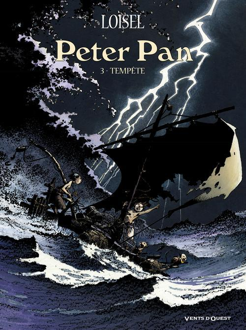 PETER PAN - TOME 03 - TEMPETE LOISEL