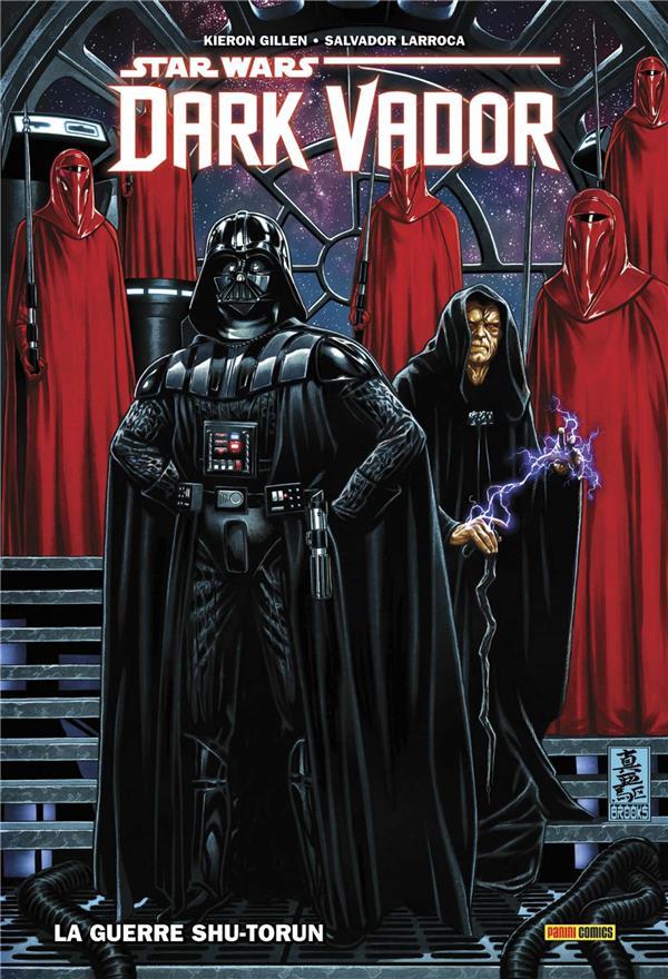 Star Wars - Dark Vador ; Intégrale vol.2 ; t.3 et t.4