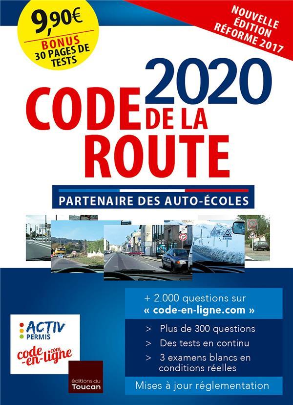 - CODE DE LA ROUTE 2020
