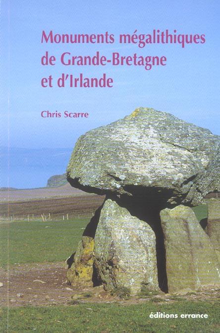 Monuments megalithiques de grande-bretagne et d'irlande