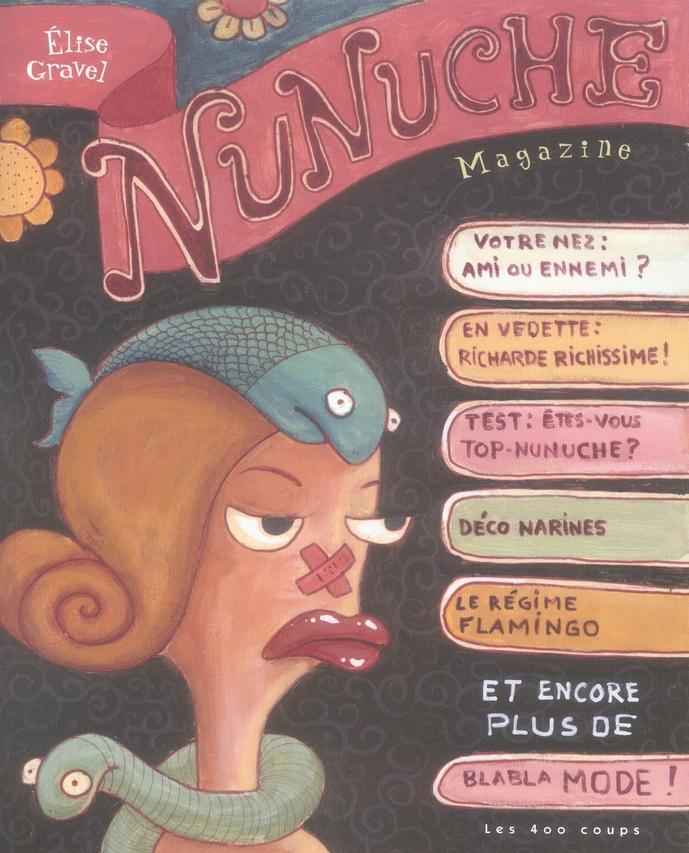 Nunuche magazine